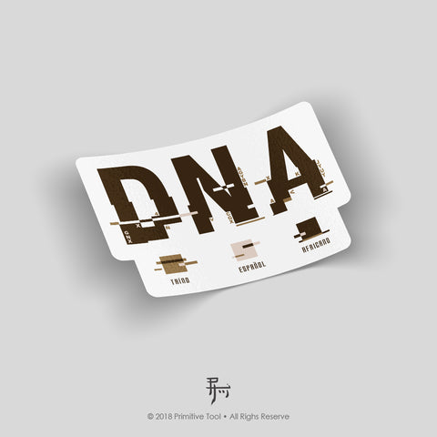 DNA (sticker)