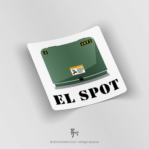 El Spot (sticker)