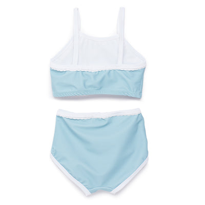 Pearl Street Blue Active Two Piece