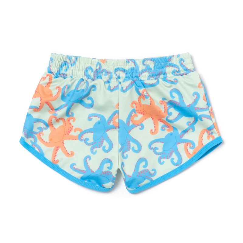 Octopus Drawstring Trunks