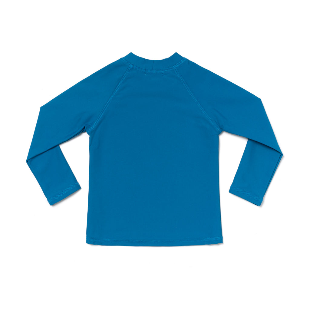 Fleet Teal Original Rashguard