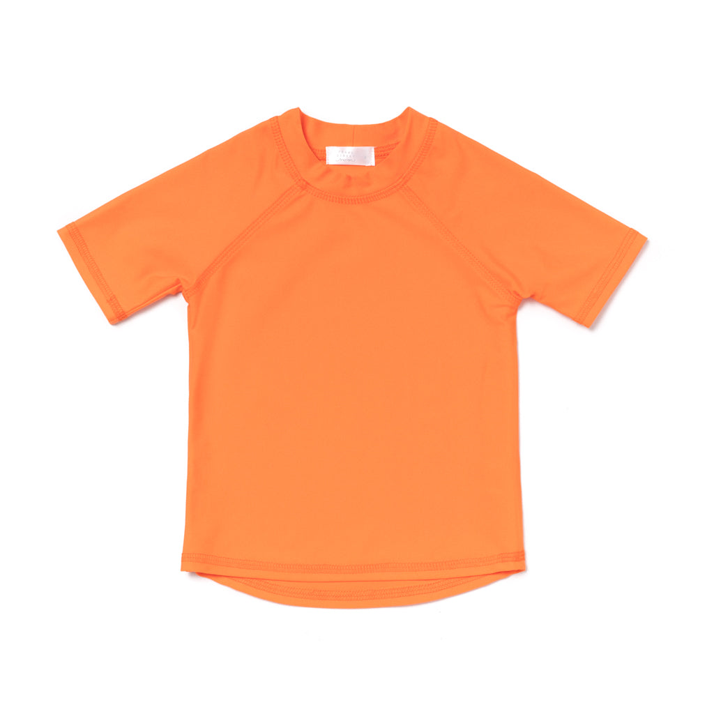 Citrus Short Sleeve Rashguard