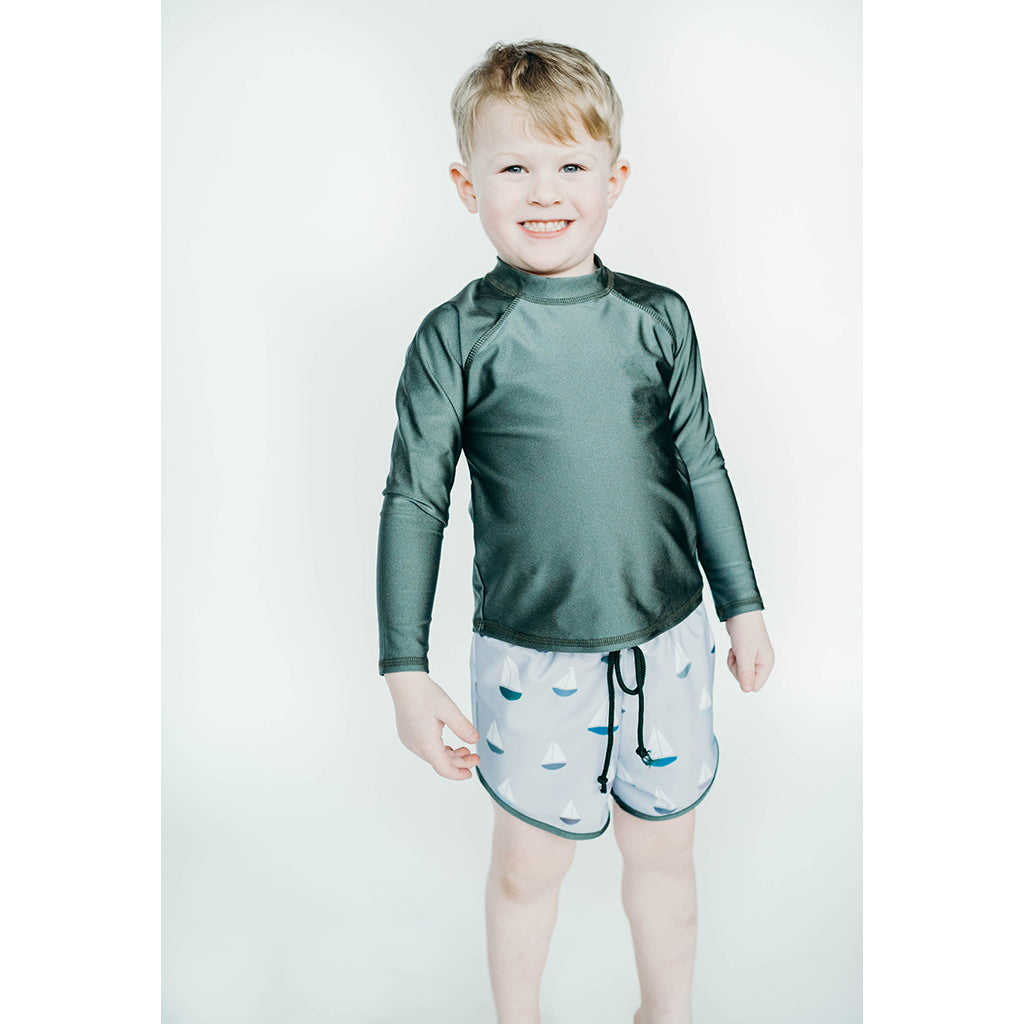 Deep Sea Green Original Rashguard