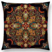 Hot Sale Bible Mandala Middle East Armenia India Oriental Bliss Sun Moon Ararat Flower Arabesque Cushion Decor Sofa Throw Pillow