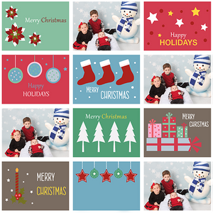 Christmas Card Covers