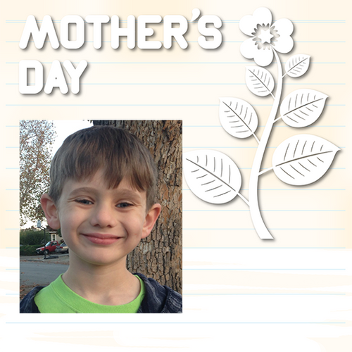 Mother's Day Note Pad