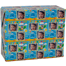 Fiesta at the Beach Photo Gift Wrapping Paper
