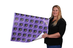 personalized photo gift wrapping paper