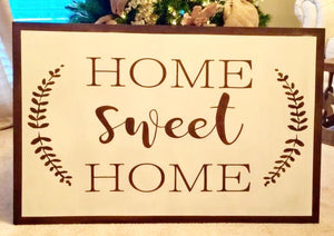 Home Sweet Home (D055)