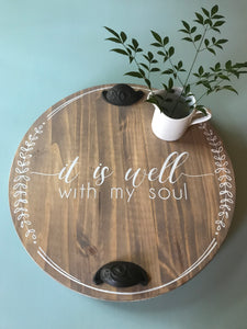 It is well with my soul (D067)