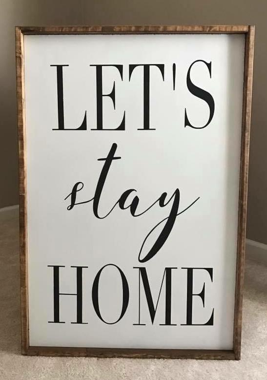 Let's Stay Home (D075)