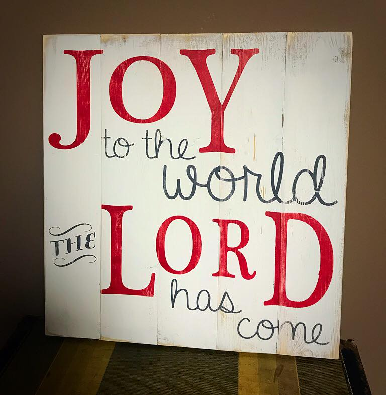 Joy to the World (D068)