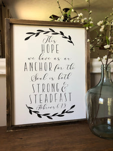 This Hope-Hebrews 6:19 (D107)