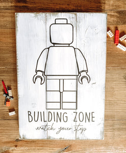 Building Zone - LEGO (D019)