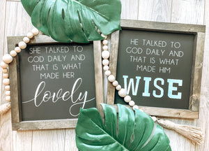 Talk With God Daily - set (D097)