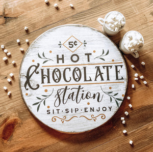 Hot Chocolate Station (D210)