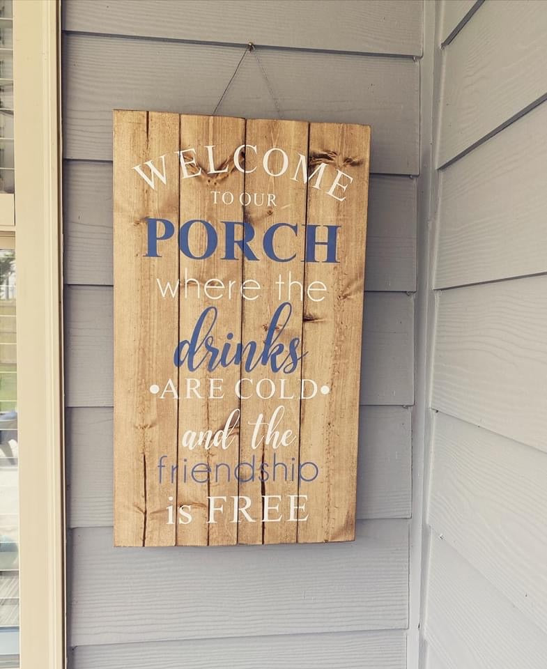 Welcome to the PORCH (D273)