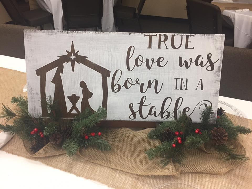 True Love (Manger Scene) (D116)