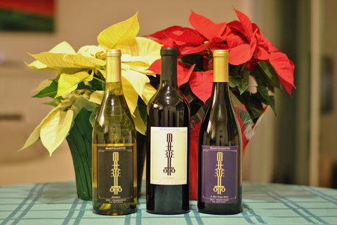 Martellotto Winery - Holiday Food and Wine Pairing Guide by Fitwineo.com