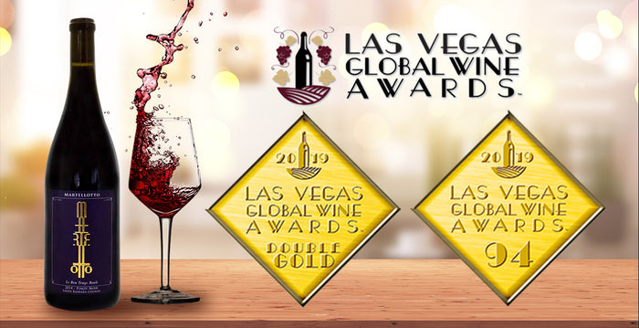 Santa Barbara's Martellotto Winery Wins Again at Las Vegas Global Wine Awards