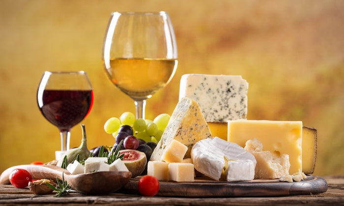Martellotto Wine & Cheese Pairings