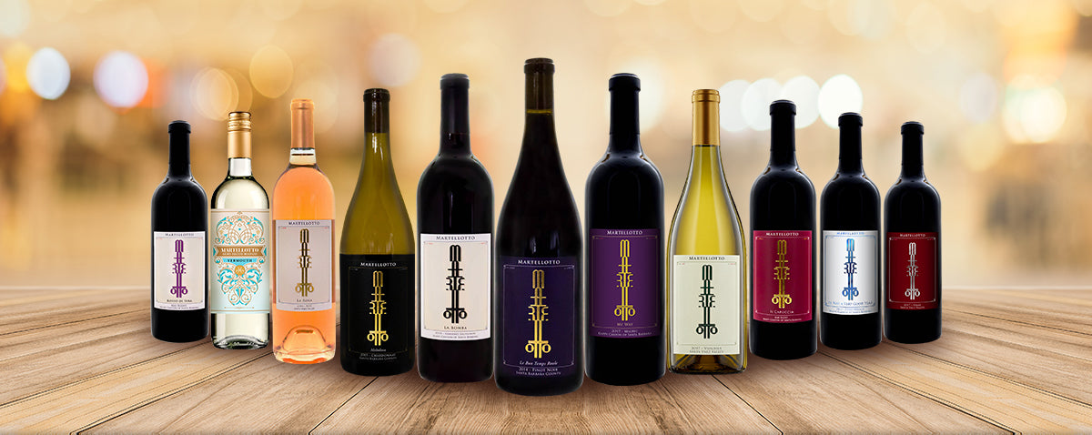 Martellotto Winery Wines