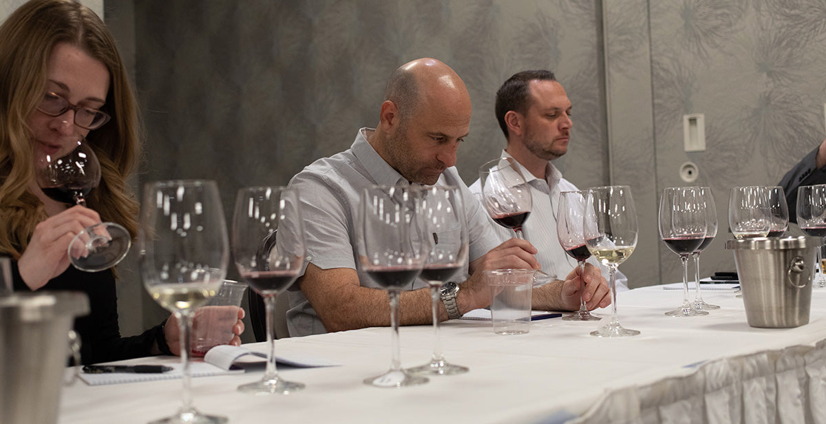 Martellotto Winery Las Vegas Global Wine Awards Judges