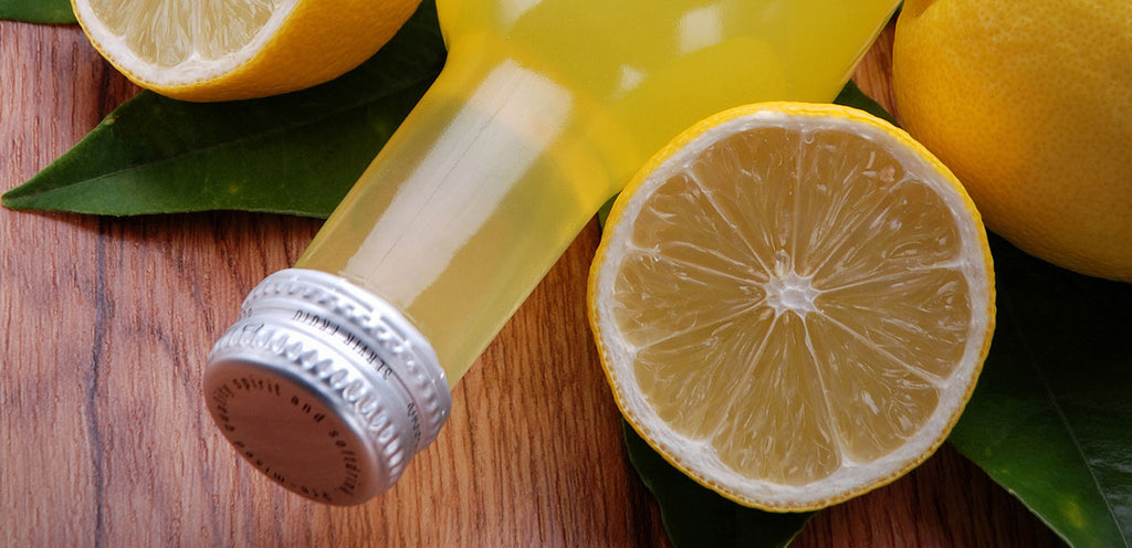how to enjoy shimmery limoncello