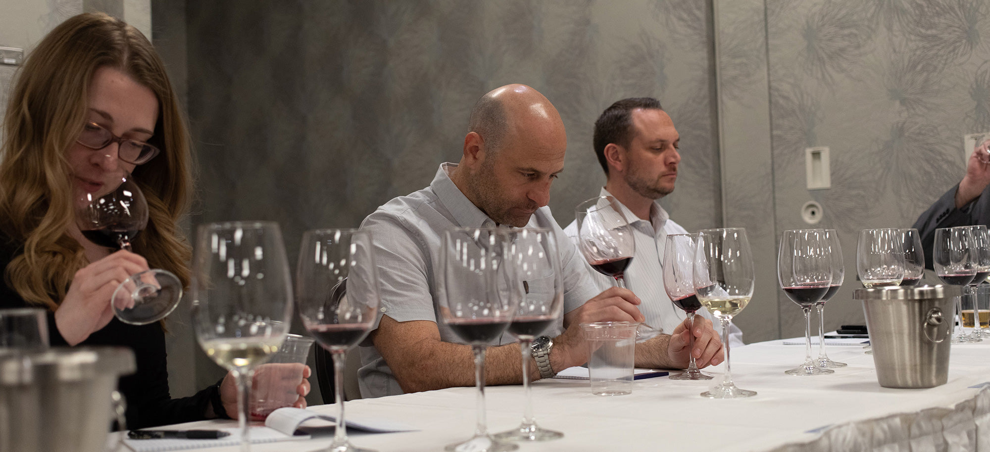 Las Vegas Global Wine Awards Judges