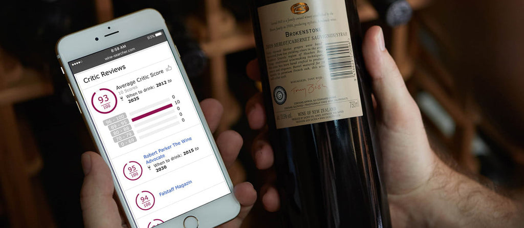 what wine scores tell consumers