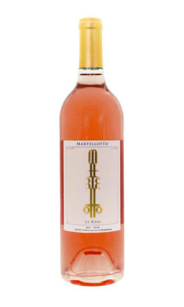 "2017 Martellotto ""La Rosa"" Rosé Happy Canyon of Santa Barbara"
