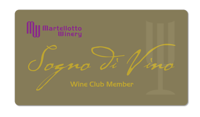 Wine Club Membership: Sogno di Vino