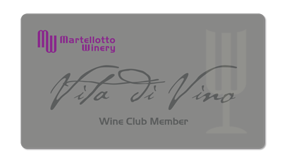 Wine Club Membership: Vita di Vino