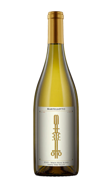 2019 Martellotto White Wine Blend Santa Ynez Valley