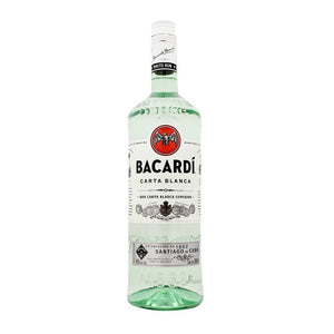 Bacardi Blanco 980ml