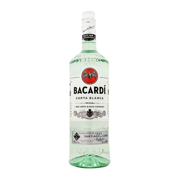 Bacardi Blanco 750ml