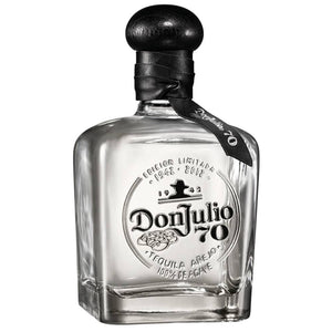 Tequila Don Julio añejo 70 cristalino 750 ml