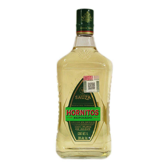 Sauza Hornitos reposado 1L