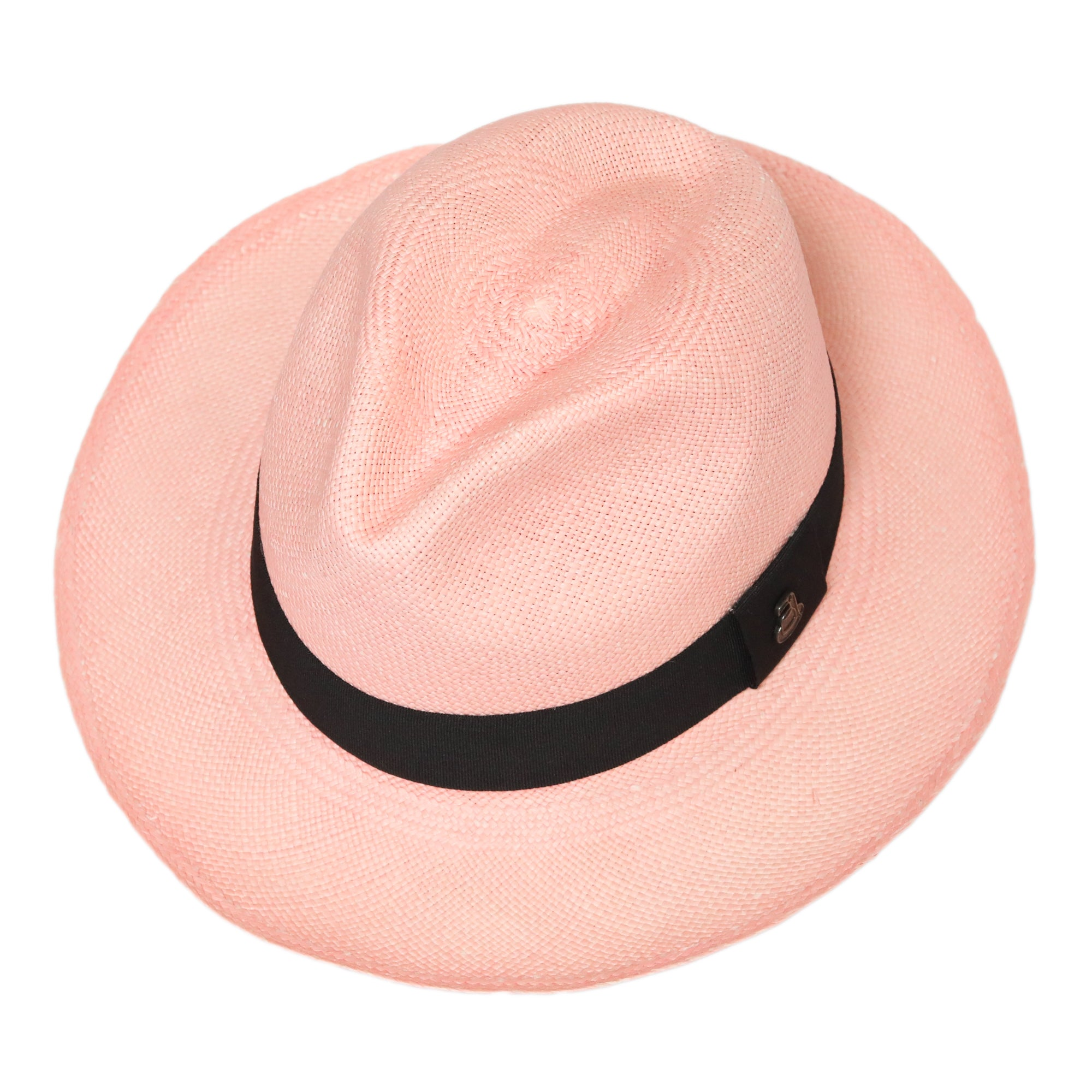 The Classic Pink Panama Hat