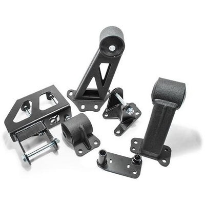 92-95 CIVIC / 94-01 INTEGRA CONVERSION ENGINE MOUNT KIT (J-Series V6 / Manual / No Re-Locator Bracket) - Innovative Mounts