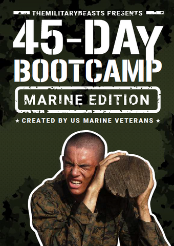 45- Day Bootcamp Marine Edition
