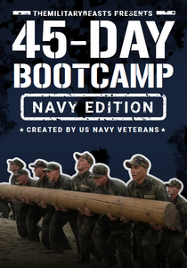 45 Day Boot Camp Navy Edition
