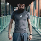 Fuego Performance Titanium Grey Shirt