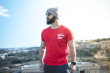 It's Fuego Time Athletic Tee Red Edition