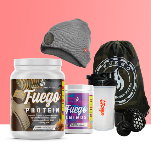 New Year Protein & BCAA's bundles