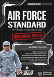 Air Force Standard Physical Training Plan