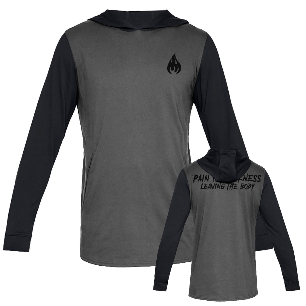 Fuego Charcoal Lightweight Long Sleeve