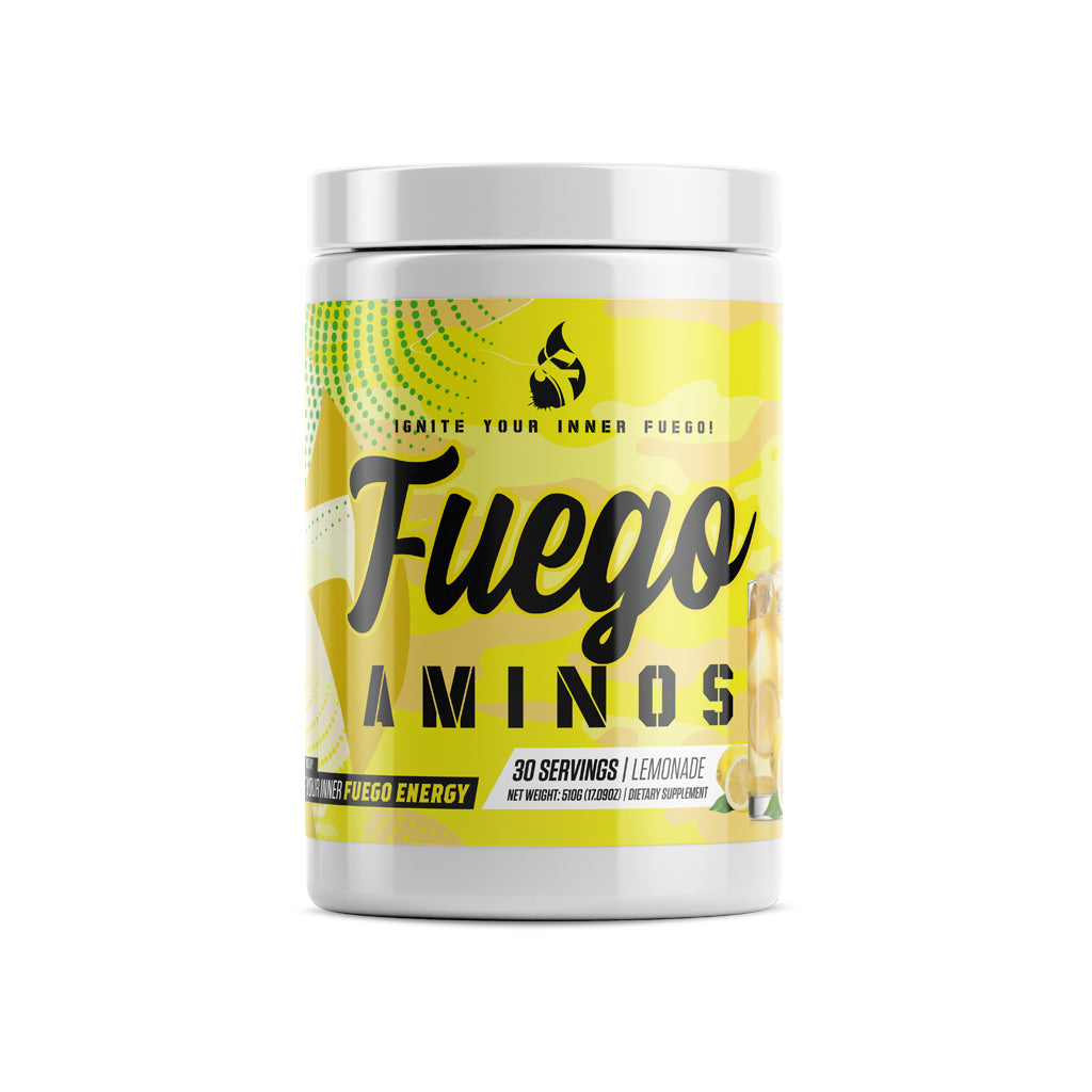 Lemonade Fuego BCAA's (Intra-Workout Formula)