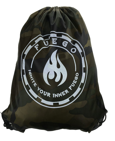"Fuego ""Camo Series"" Athletic Bags"