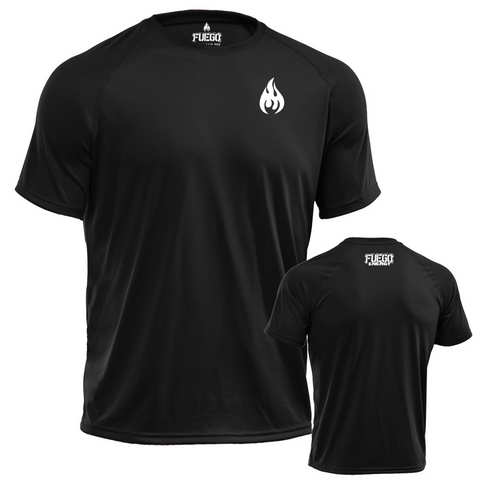 Limited Edition Fuego Black Performance T-Shirt